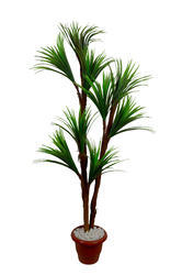 Artificial Yucca Plant