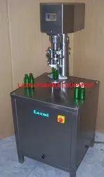 LRCS-45 Semi Automatic Screw Cap Sealing Machine