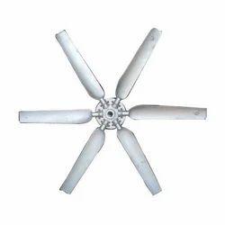 Aluminium Fan Blades
