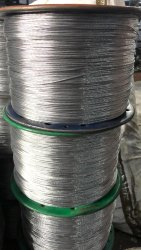 Galvanized Solar Fencing Gi Wire