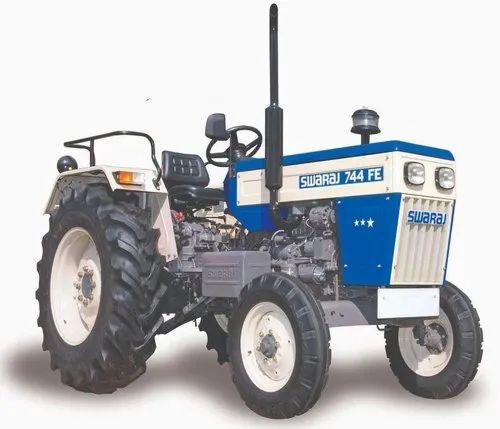 Swaraj 744 FE, 48 hp Tractor, 1500 kgf