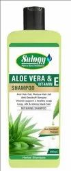 Aloe Vera And Vitamin E Shampoo, For Personal Use, Packaging Type: Bottle