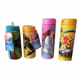 Pride Ware Plastic School Water Bottle, Capacity: 500 700 Ml
