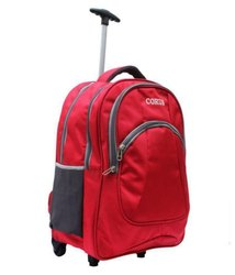 Corus Laptop Trolley Backpack