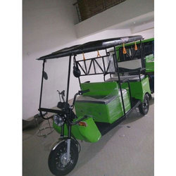 6 Seater Battery Operated E-Rickshaw
