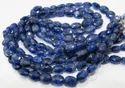 Genuine Blue Sapphire Briolette Beads