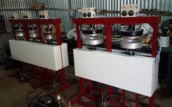 5 die Plate Making Machine (1/2 HP) J5 Model