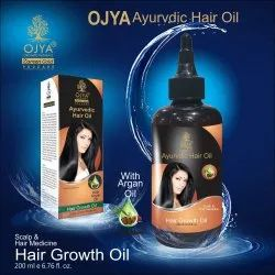 Ayurvedic Hair Oil, Packaging Size: 200 mL
