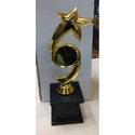 Golden Metal Star Trophy