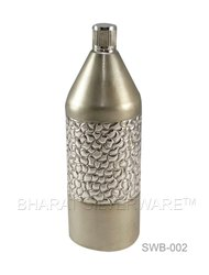 Pure Silver Nakshi Water Bottle