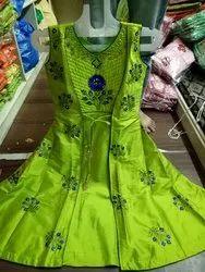 Festive Wear Kids Koti Dress