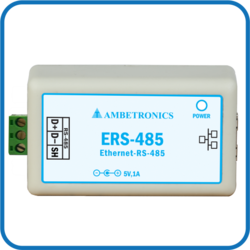 Ethernet to RS 485 Convertor