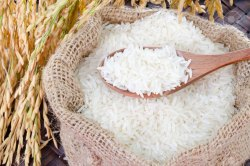 premium Quality sugar free organic rice