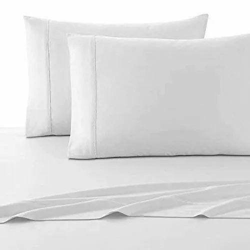 Full Sheet Bed Cover Full 100 Pure Cotton Sheets White Deep