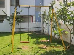 Outdoor Two Seater Swing