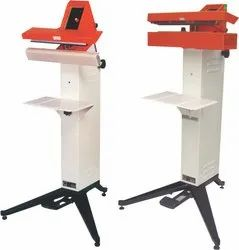 L.D and P.P. Plastic Pouch Sealer Machine