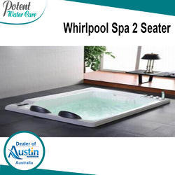 2 Seater Whirlpool Spa