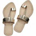 Ladies Fancy Kolhapuri Slippers
