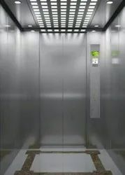 Stainless Steel Lift Elevators Buffing & Polishing Services For Company