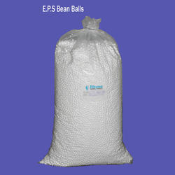White EPS Bean Balls