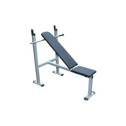 Flat with Incline Bench