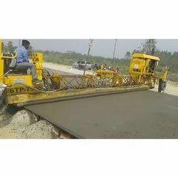 Edge Line RCC Road Work, Client Side