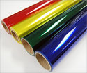 Color PVC Film Roll