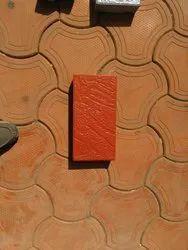 Concrete Interlocking Bricks