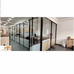 Alsica Glass Sliding Door, Interior
