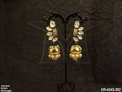 Kundan Stone Earrings