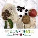 Oeko-Tex Certified Organic Cotton Net Bags