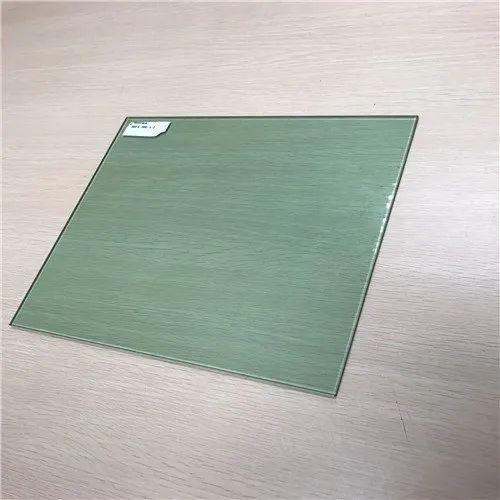 Tempered Toughened Glass, Shape: Flat