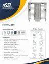eSSL FHT-TL-139 Single Door Full Height Turnstiles
