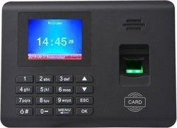 Time Attendance Systems, Model Name/Number: MBIO16