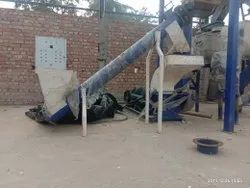 Floating Fish Feed Screw Conveyor