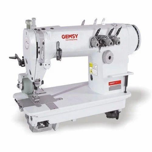 3 Needle Chain Stitch Sewing Machine, मल्टी नीडल वाली ...