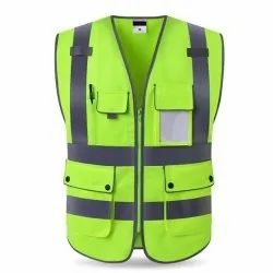 ISI Certification For High Visibility Warning Clothes