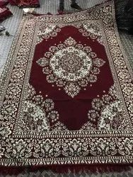 Cottan & Chnill Carpet, Size: 5 By 7