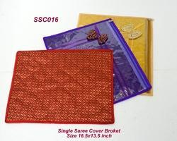 Single Saree Cover Broket