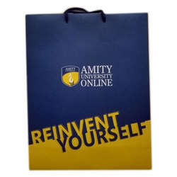 Designer Paper Bag With UV Printing