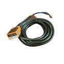 Metal Laser Cutting Machine N2, O2 Sensor Cable Part