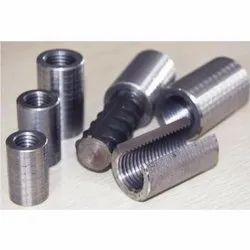 Stainless Steel Parallel Thread Coupler