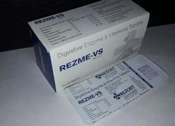 Digestive Enzyme and Vitamins Tablets