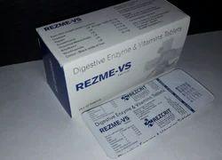Enzyme Simethicone Tablet