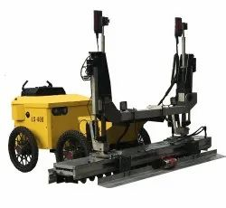 Stand on Laser Screeding Machine