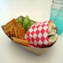 Party Paper Food Tray