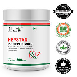 INLIFE Liver Care Hepstan Protein Powder, Packaging Type: Bottle, Size: 300 Grams