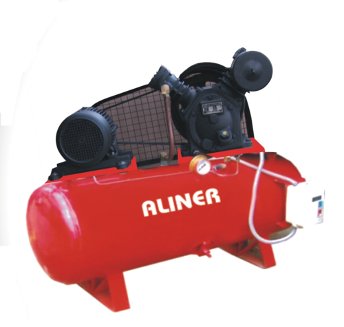 5 HP Two Stage Air Compressor, Aliner Automotive Equipments