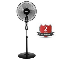 High Speed Pedestal Fan with 2 Hour Timer 400 mm, 16 Inch, 100 Percentage Copper Motor