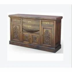 Hinged Wooden Cabinet, Warranty: 1 Years
